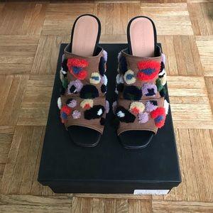 Rachel Comey Dahl Mules Sandals - New with box